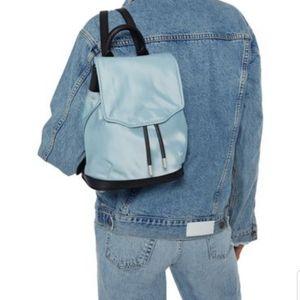 Rag and bone blue backpack